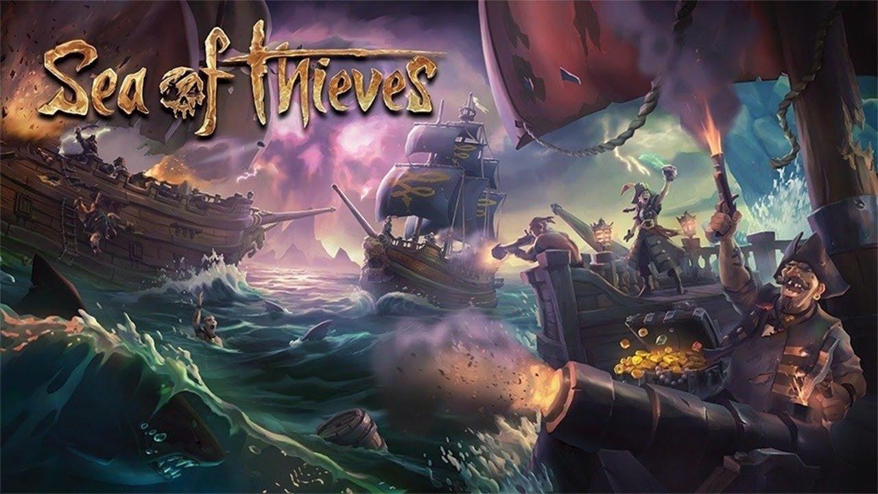 [LIve] Sea of thieves - วันที่ 4 เส้นทารงสู้โจรสลัดผู้ยิ่งใหญ่
