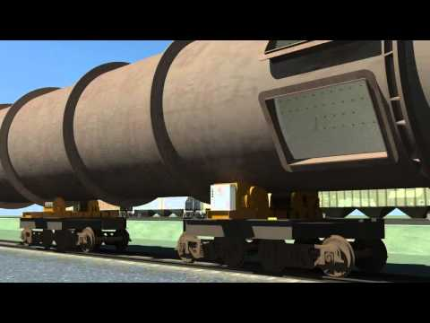 Industrial Accident Animation