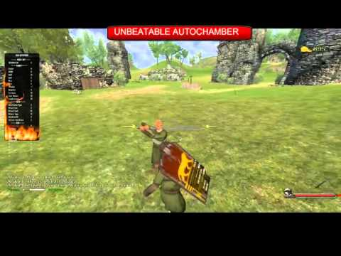 Rage Legit hack for warband mount and blade warband  - aimbot - auto block - auto chamber - wallhack