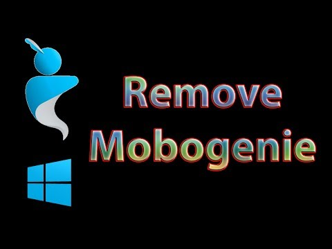 How To Remove / Uninstall Mobogenie From Your PC - Tutorial
