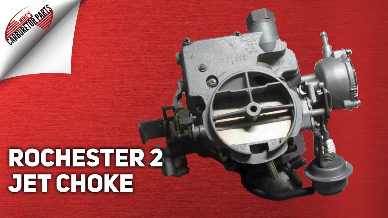 rochester 2 jet choke and fast idle [ 1280 x 720 Pixel ]