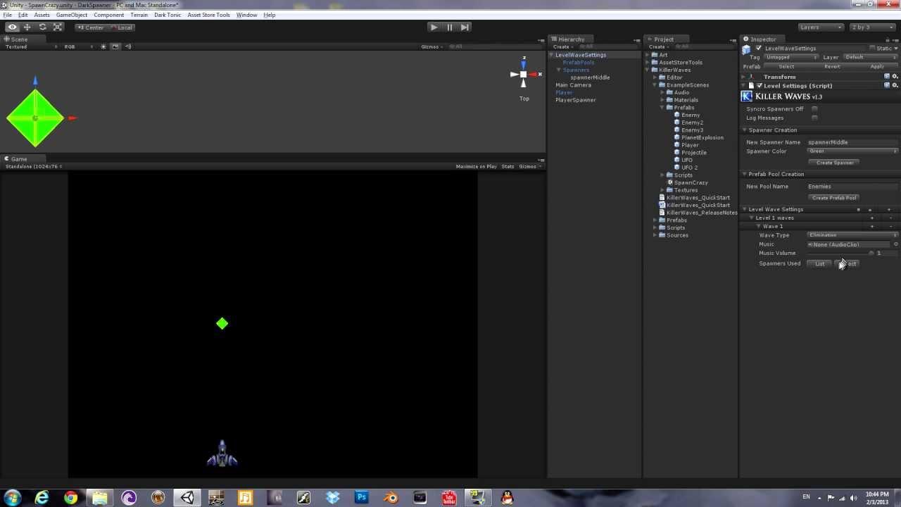 Dark Tonic Games Studio: Core GameKit