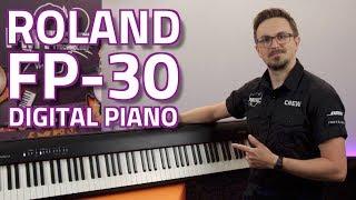 Roland Fp 30 Digital Piano Review Demo Youtube