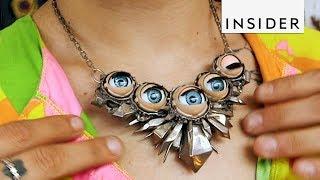 Video Dolls Eyeball Jewelry download MP3, 3GP, MP4, WEBM, AVI, FLV November 2017