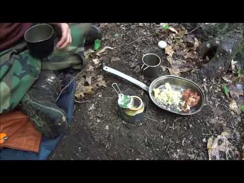Alocs Alcohol Stove Field Use Review. From Gearbest.