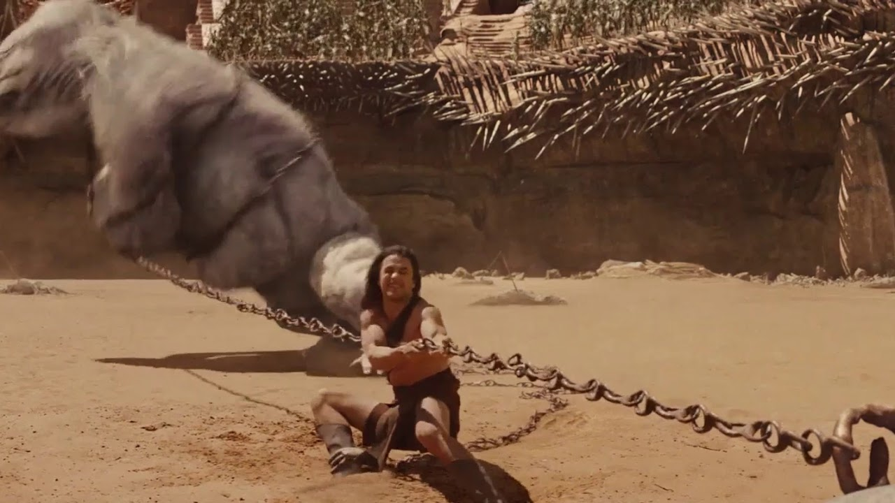 """Download John Carter 2012 - """"Fight with the White Apes"""" scene"""