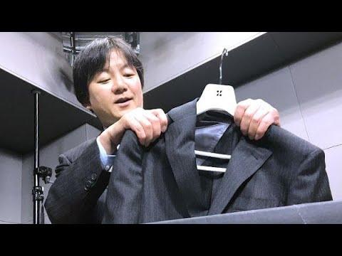 やっと届いた ZOZOのオーダースーツ おっさん記者が試してみた ...