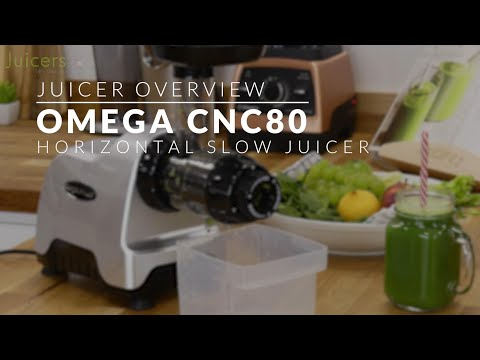 Omega Compact CNC80 HD Nutrition Center