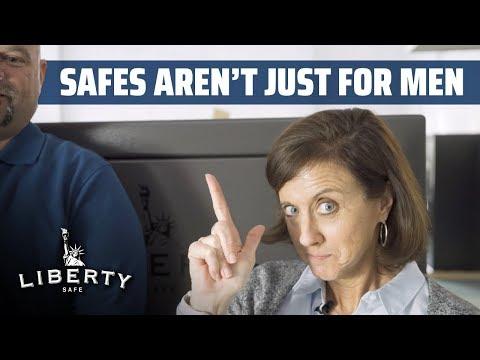 Safes Aren't Just for Men