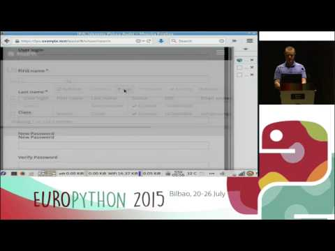 Jan Pazdziora - External authentication for Django projects
