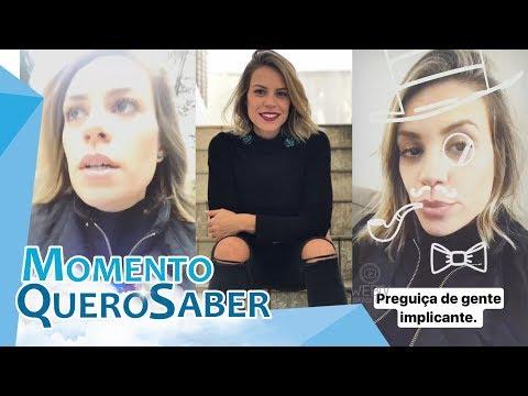 🔴🔥As FOTOS de DEBORAH do MasterChef Brasil são VERDADEIRAS? E muito mais! #MomentoQueroSaber