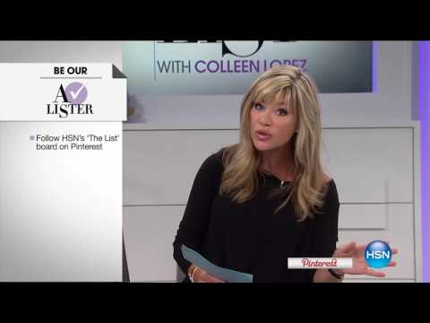HSN | The List with Colleen Lopez 09.22.2016 - 09 PM