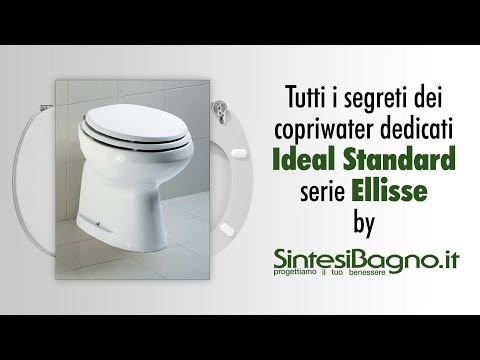 Toilet Seat Cover Ideal Standard Wcs Toilet Pot Series Ellisse