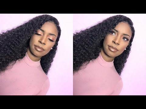 Arison Hair 360 13x6 Curly  Lace Wig by MakeupXDaisy