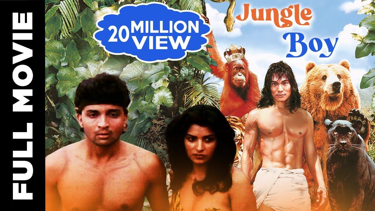 Download Jungle Boy (1998) Full Hindi Dubbed Movie | Fantasy Adventures Movie