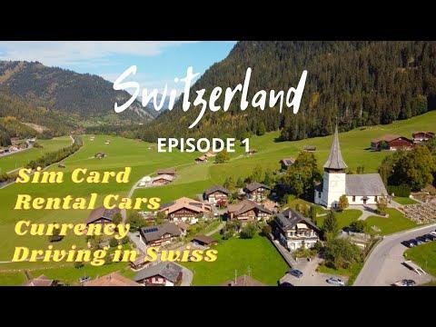 Switzerland 7 Days Road Trip In October 2020 |  Episode 1  | Drone Views | Zurich To Bern | 2 Nomads