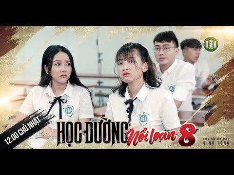 PHIM CẤP 3 - Phần 8 : Trailer 02 | Phim Học Đường 2018 | Ginô Tống, Kim Chi, Lục Anh