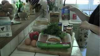 The 3 Ingredient Rule: Black Bean Chipotle Albondigas Soup