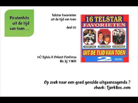 Sylvia & Orkest Conforza - Als Jij 't Wilt (Oude Piratenhits).