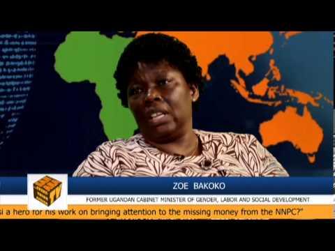 "Pt.2 ""$5 Million Was Hemorrhaging From The National Social Security Funds Every Month""-Zoe Bakoko"