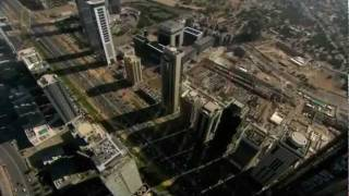 Dubai Marina, Amazing Penthouse for rent with incredible terrace palm and sea view