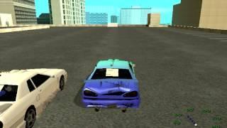 GTA SAMP ~ Drift2 Jump  Elegy #2 ~