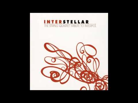 The String Quartet Tribute to Interpol  -  Obstacle 1 (w/ original vocal added)