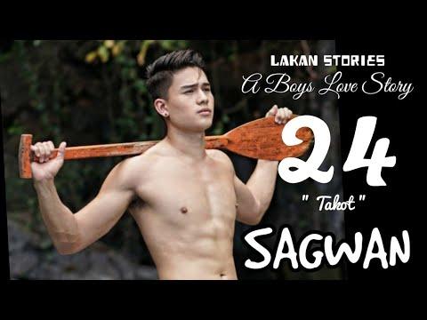 Sagwan | Ep.24 | Takot | Lakan Stories | BL Series Love Story | Love Stories Pinoy BL
