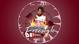 FRANKO - Freestyle Betchakala Fridayz Part III (old school rap) (Music Camerounaise)