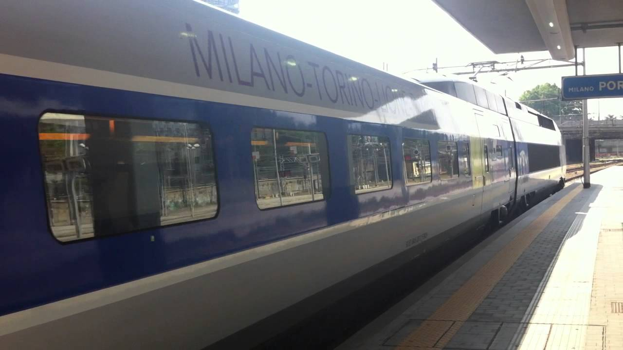 tgv milano porta garibaldi paris gare de lyon youtube. Black Bedroom Furniture Sets. Home Design Ideas