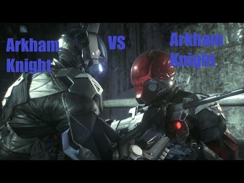 Batman Arkham Knight The Arkham Knight vs. The Arkham Knight