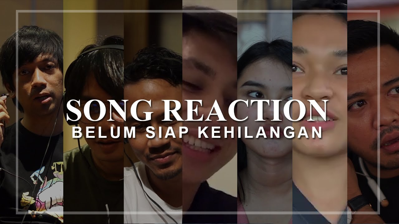 Stevan Pasaribu - Belum Siap Kehilangan | Song Reaction Musica Artists