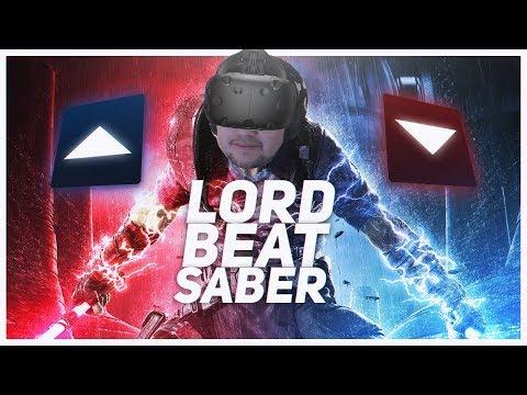 DYRUS | THE BEAT SABER VR GOD