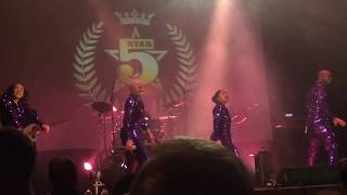 Five Star Rain or Shine 2018 live from London Islington Assembly Hall