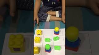 Pattern Game For 4 Years Old #gamefor4yearsold #kid #learning #kabirsinghal #easygame #braingame