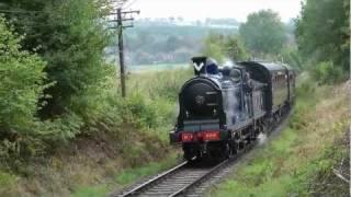 Severn Valley Railway Autumn Steam Gala 2011