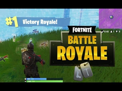 Fortnite Battle Royale // What's a Pulse Bomb  // Live Stream