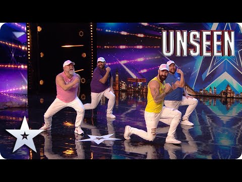 Get your GROOVE ON and have an 80s SING-SONG with Bearforce1!  | BGT: UNSEEN
