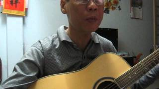 Tôi đi giữa hoàng hôn-guitar cover