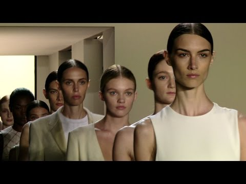 Wes Gordon Spring/Summer 2015 - NYFW | VF COLLECTIONS