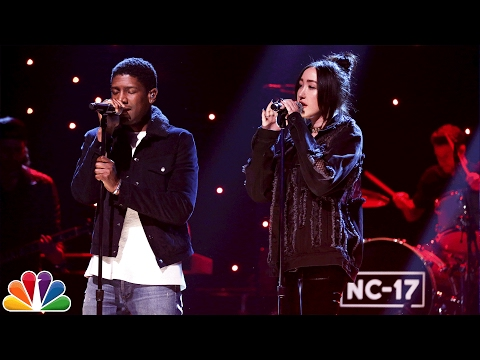 Thumbnail: Noah Cyrus ft. Labrinth: Make Me (Cry)