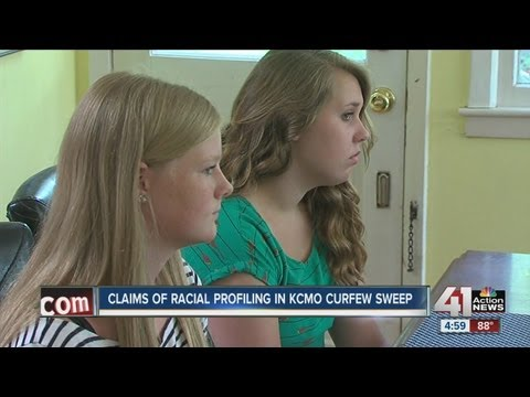 Metro parents claim racial profiling fueled daughter's curfew citation