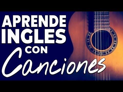 Aprender Inglés Con Música Canciones Para Aprender Inglés Youtube