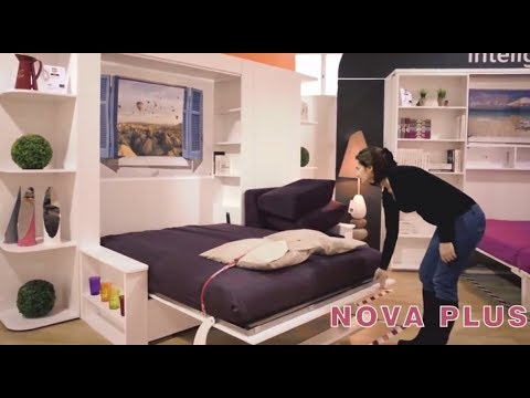 Smart Furniture Ideas - Best Space Saving Furniture Ideas