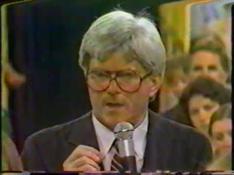 The New Extended Family on the Phil Donahue Show March 10, 1981
