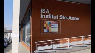 ISA AMBIANCE des Cours & Options / Notre offre d'enseignement / Institut Sainte-Anne de Gosselies