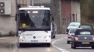 Mercedes Intouro Jura GO à Saint-Claude