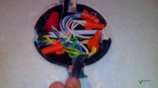 Подключение вентилятора в санузле (ванной, туалете) к двухклавишному выключателю своими руками