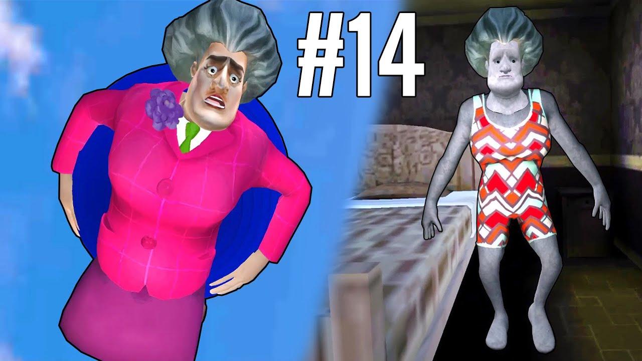 WAPAS MISS T KI BAND BAJAO - Scary Teacher 3D Part 14 | Funny Android Full Gameplay