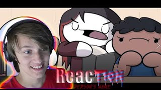 Reacting to Life is Fun By: TheOdd1sOut